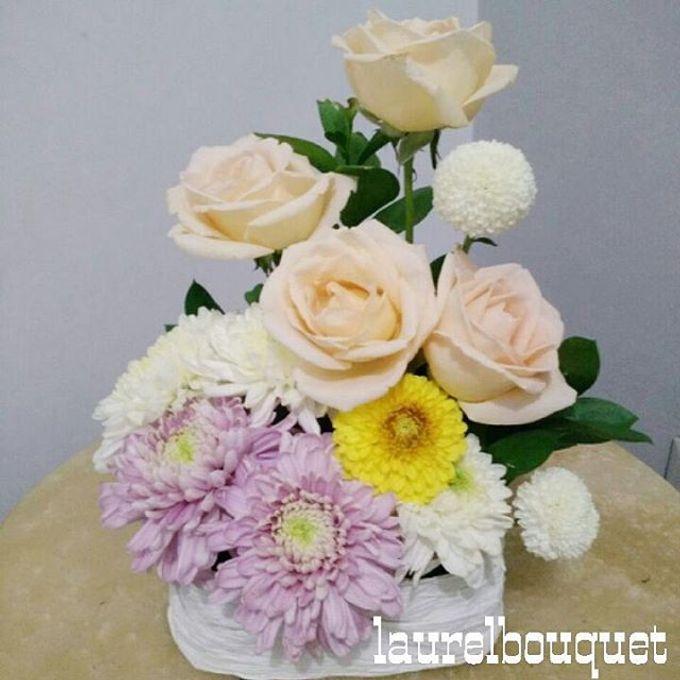 flower vase by laurelbouquet - 001