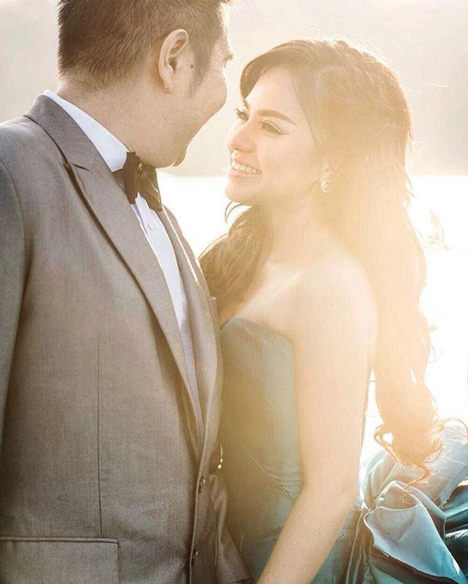Prewedding Photoshoot by Fedya Make Up Artist - 010