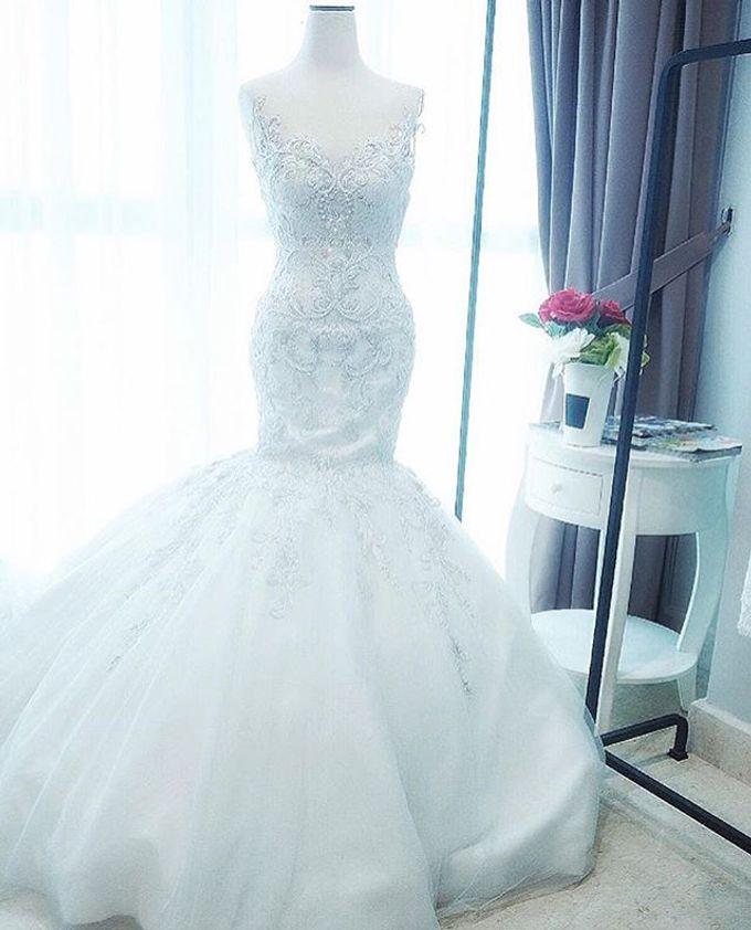 NEW ARRIVALS - WEDDING DRESS by LAMIIK BRIDAL - 009