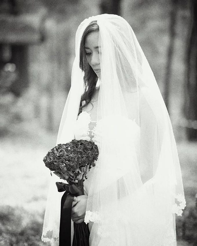 Bride Bouquet by Angie Fior - 030