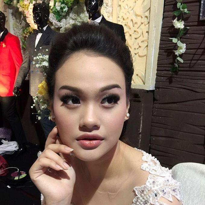 Premiere Wedding Fair by Nathalia TAN Makeup Artist - 004