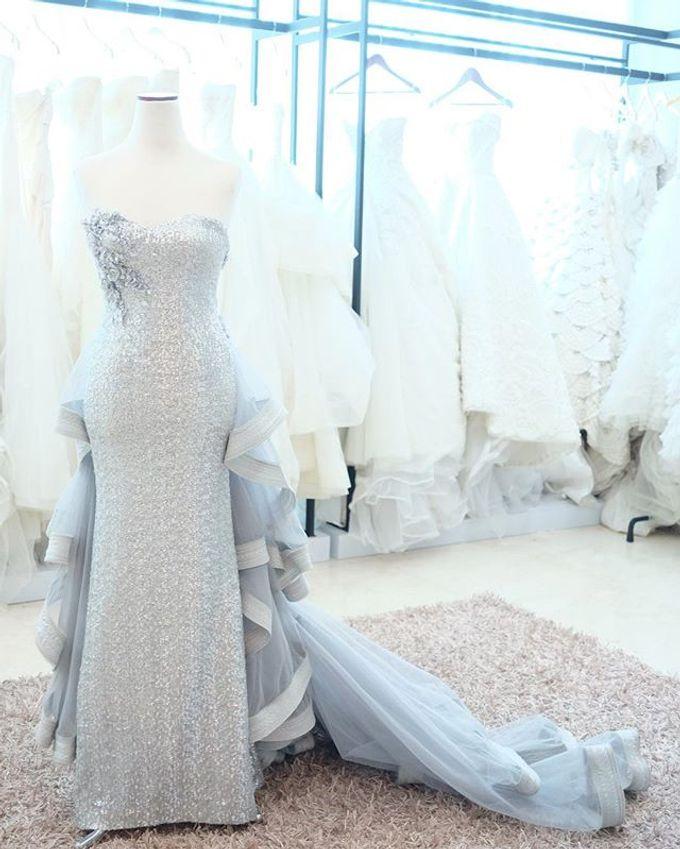 NEW ARRIVALS -EVENING DRESS by LAMIIK BRIDAL - 007