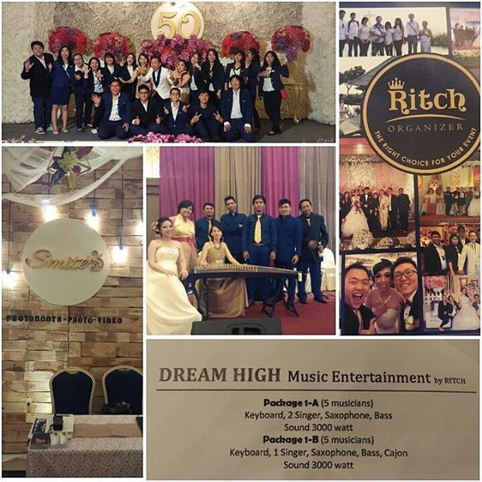 Golden Anniversary of Om Dedy n Tante Tina by Dream High Music Entertainment - 001