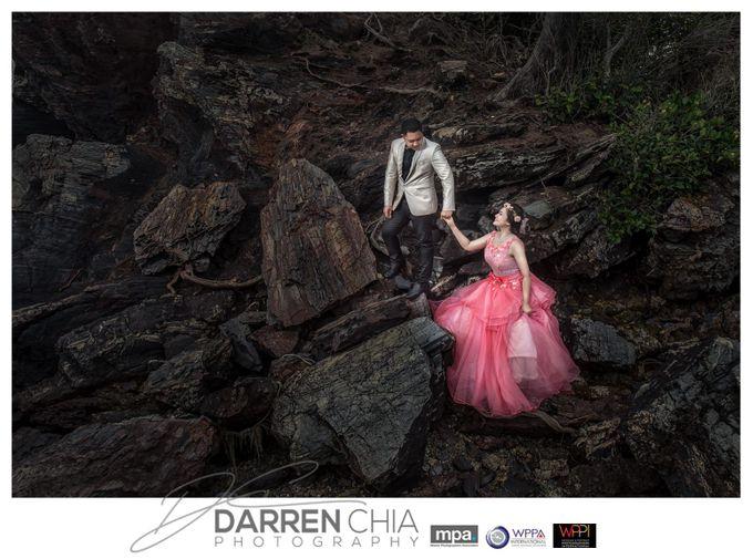 Pre wedding shoots by Darren Chia Photography - 004