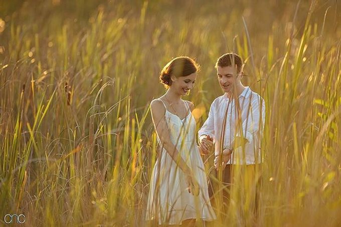 Best Of Prewedding by Hendra & Andre  by Cheese N Click Photography - 048