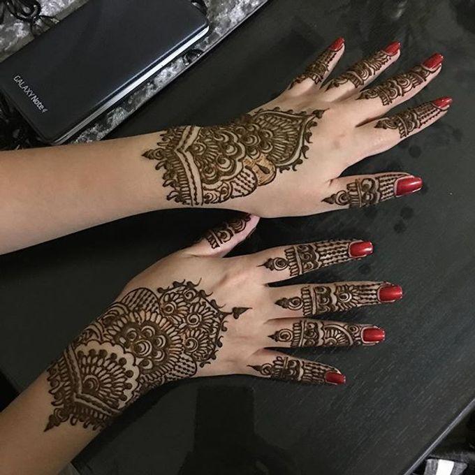 Henna for Events - Group  by Nakreze Mehndi - 011