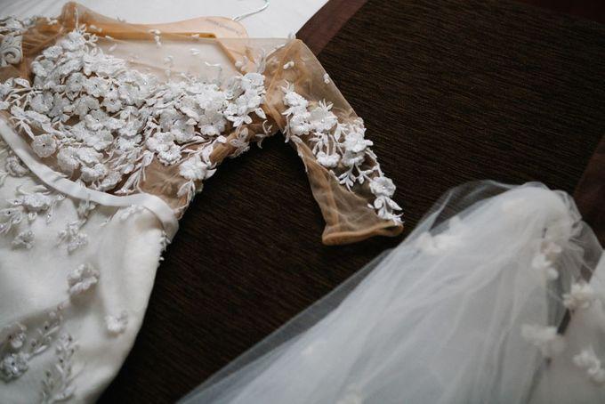 Intan Ayu & Olaf Wedding by Ray Aloysius Photography - 003