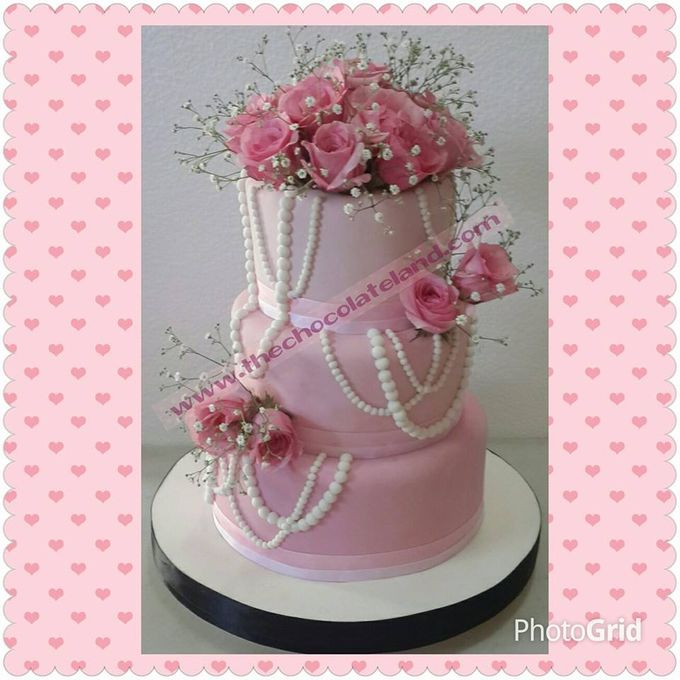 Wedding Cake by The Chocolate Land - 004