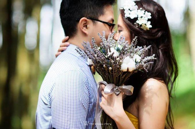 Engagement - Hindra and Meldiane by Jasmine Florist - 006