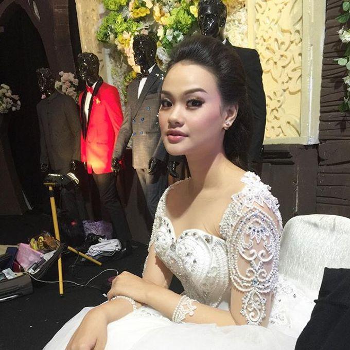 Premiere Wedding Fair by Nathalia TAN Makeup Artist - 003