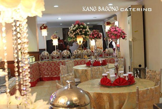 Gold Table Setting by Kang Bagong Catering - 004