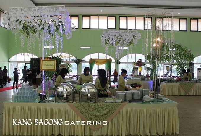 Green Table Setting by Kang Bagong Catering - 003