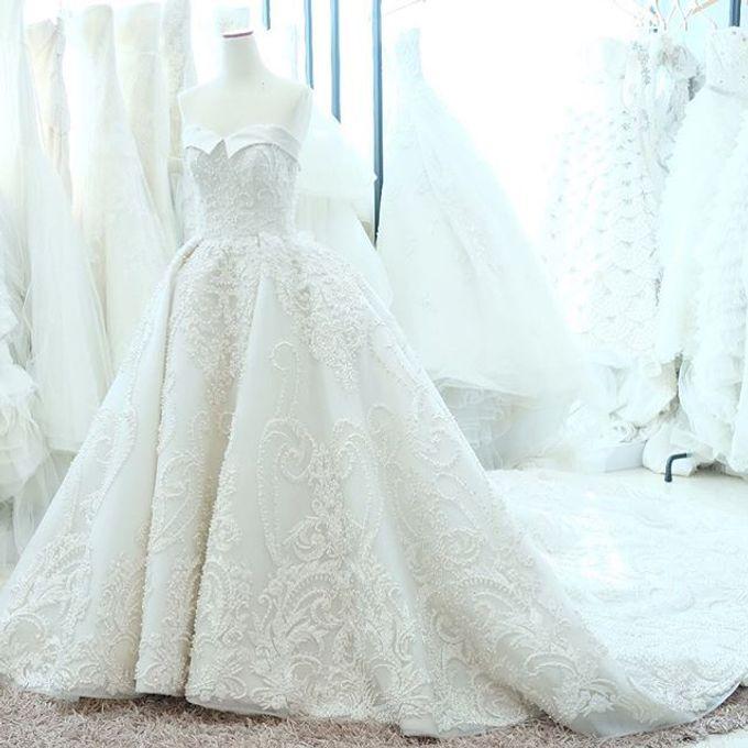 NEW ARRIVALS - WEDDING DRESS by LAMIIK BRIDAL - 007
