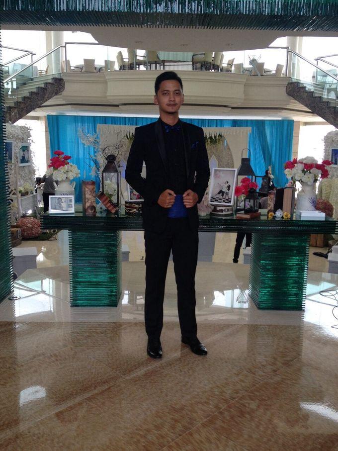 MC Wedding Reception by Chanzy Fauzi MC - 003