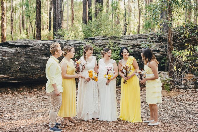Alyssa and Teela Wedding by iZO Photography - 019