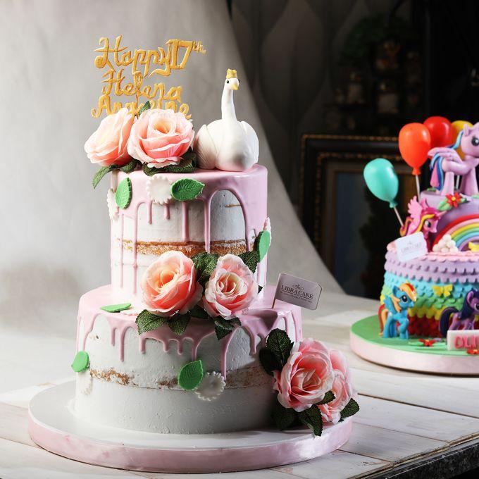 Birthday Cake Part 2 by Libra Cake - 027