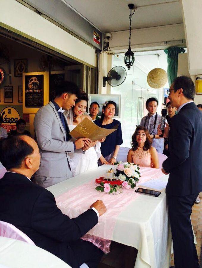 Wedding at Kombi Rocks Diner by Kombi Rocks - 003