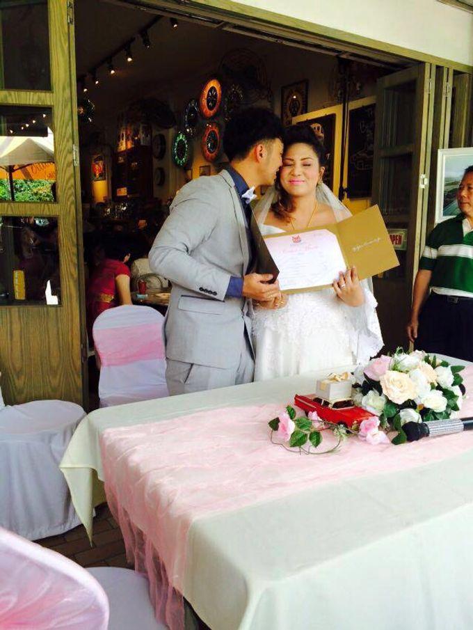 Wedding at Kombi Rocks Diner by Kombi Rocks - 001