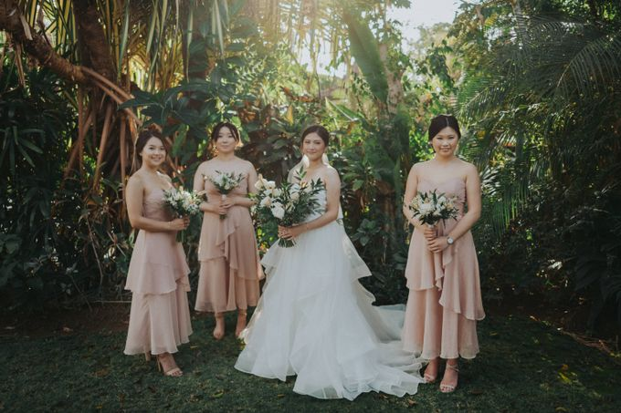 Intimate Wedding in Canggu by Silverdust Decoration - 014