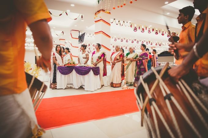 Traditional Indian Wedding by Visual Indigo Photography - 004
