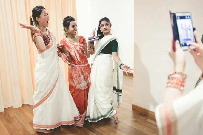 Traditional Indian Wedding by Visual Indigo Photography - 005
