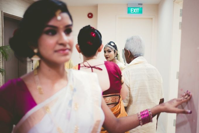 Traditional Indian Wedding by Visual Indigo Photography - 008