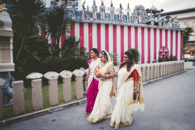 Traditional Indian Wedding by Visual Indigo Photography - 010