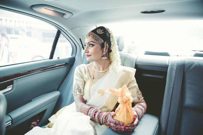 Traditional Indian Wedding by Visual Indigo Photography - 011