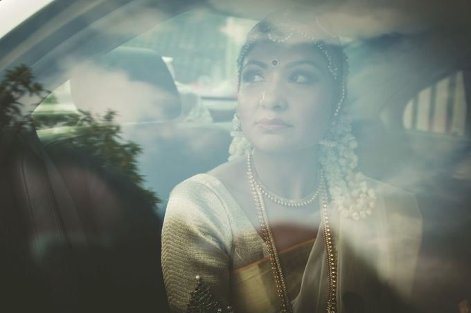 Traditional Indian Wedding by Visual Indigo Photography - 013