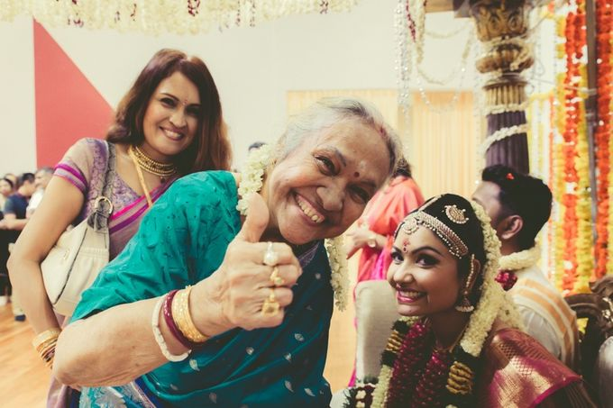 Traditional Indian Wedding by Visual Indigo Photography - 014