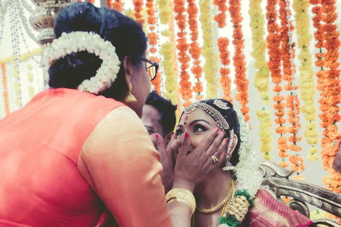 Traditional Indian Wedding by Visual Indigo Photography - 015