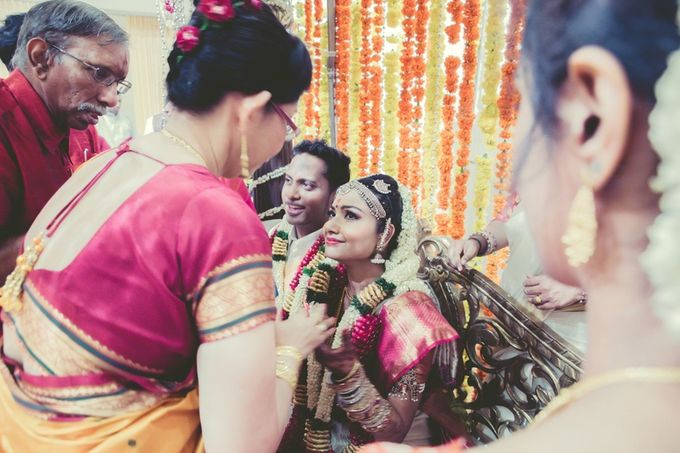 Traditional Indian Wedding by Visual Indigo Photography - 016