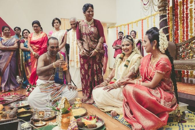 Traditional Indian Wedding by Visual Indigo Photography - 017