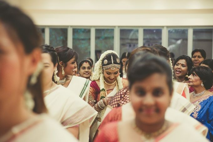Traditional Indian Wedding by Visual Indigo Photography - 019