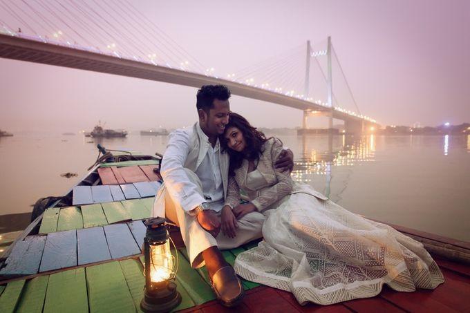 Pre Wedding Shoot in Victorian Kolkata by Visual Indigo Photography - 001