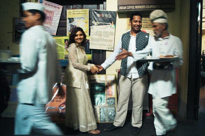 Pre Wedding Shoot in Victorian Kolkata by Visual Indigo Photography - 003