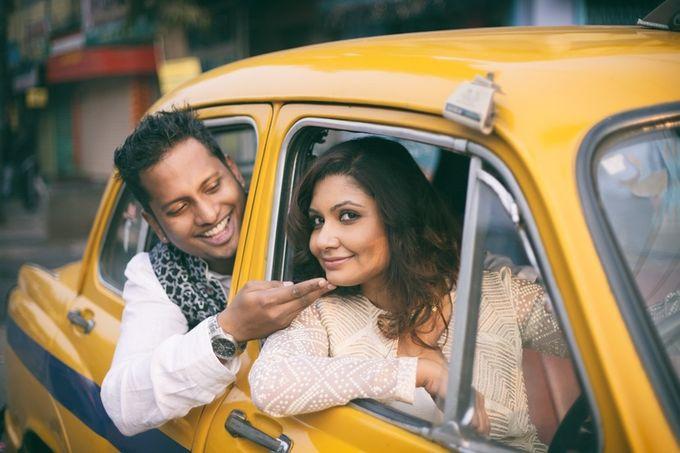 Pre Wedding Shoot in Victorian Kolkata by Visual Indigo Photography - 006
