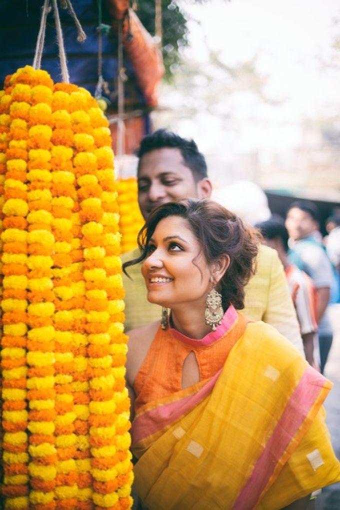 Pre Wedding Shoot in Victorian Kolkata by Visual Indigo Photography - 007