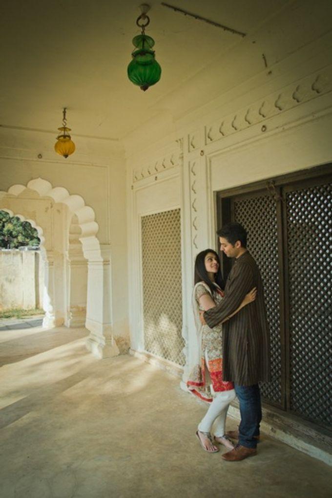 Pre Wedding shoot in the City of the Nizams by Visual Indigo Photography - 014
