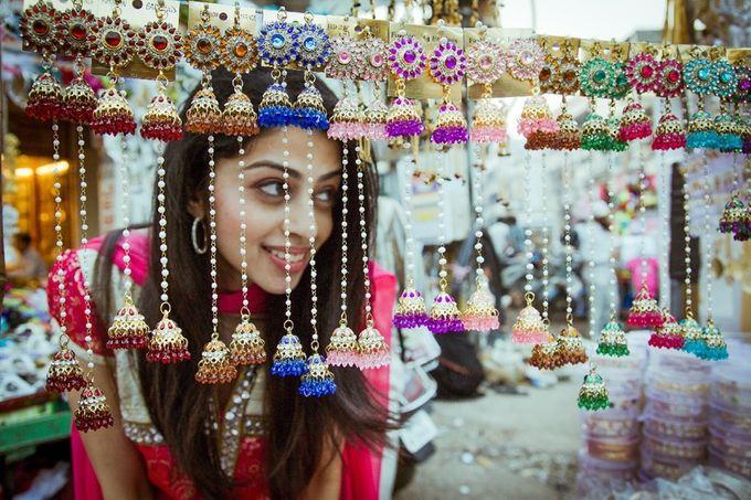 Pre Wedding shoot in the City of the Nizams by Visual Indigo Photography - 007