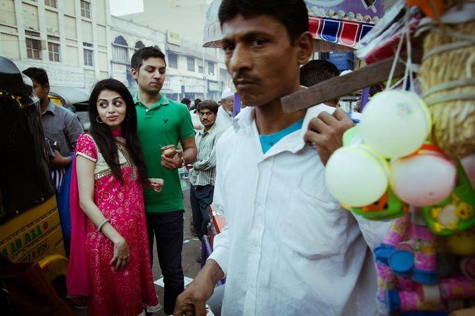 Pre Wedding shoot in the City of the Nizams by Visual Indigo Photography - 008