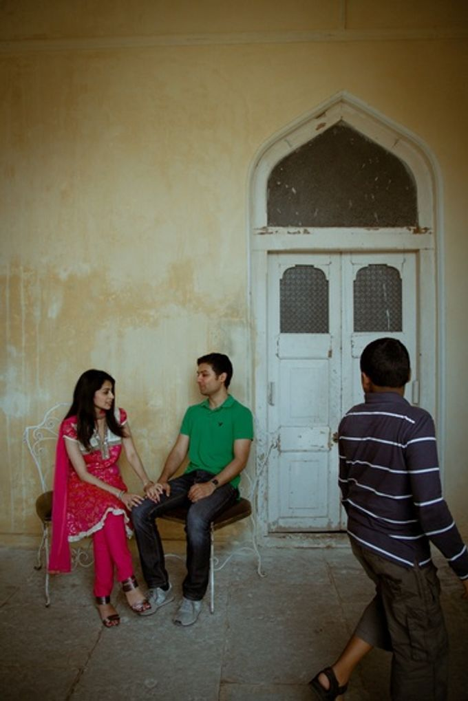 Pre Wedding shoot in the City of the Nizams by Visual Indigo Photography - 004