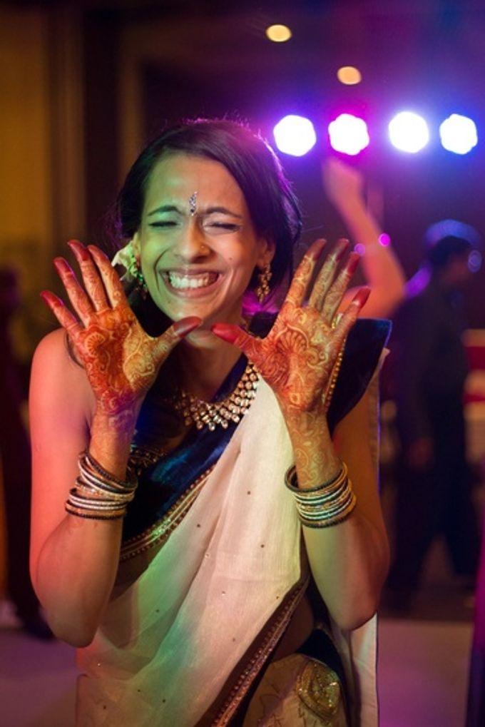 Elegant Wedding in Bangalore by Visual Indigo Photography - 007