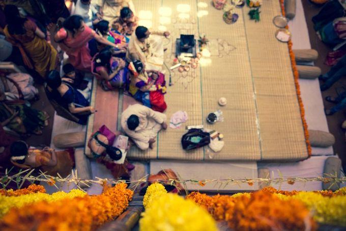 Elegant Wedding in Bangalore by Visual Indigo Photography - 008