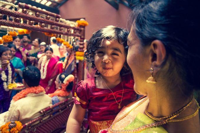 Elegant Wedding in Bangalore by Visual Indigo Photography - 009