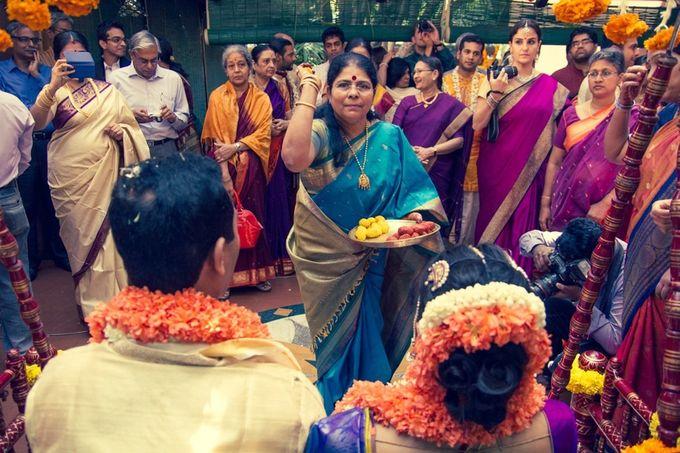 Elegant Wedding in Bangalore by Visual Indigo Photography - 010
