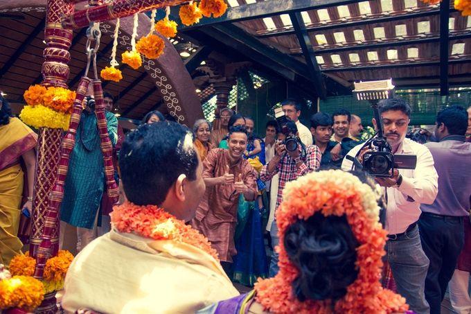 Elegant Wedding in Bangalore by Visual Indigo Photography - 012