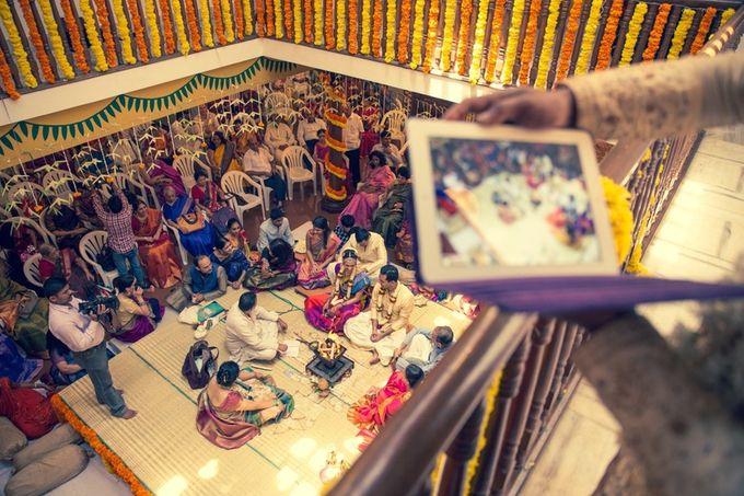 Elegant Wedding in Bangalore by Visual Indigo Photography - 014