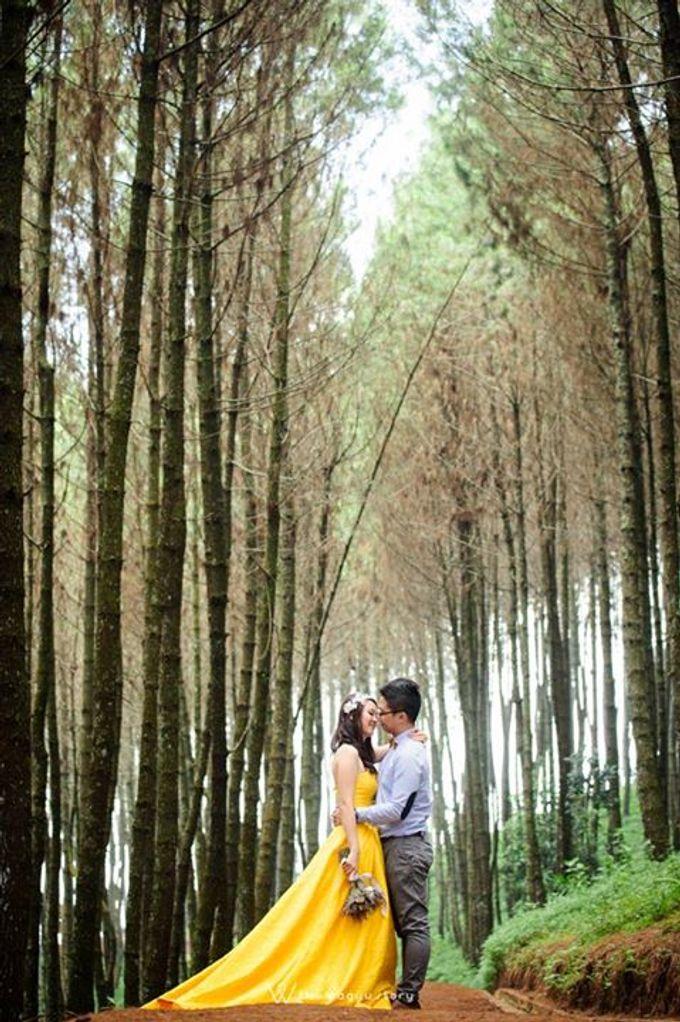 Engagement - Hindra and Meldiane by Jasmine Florist - 005