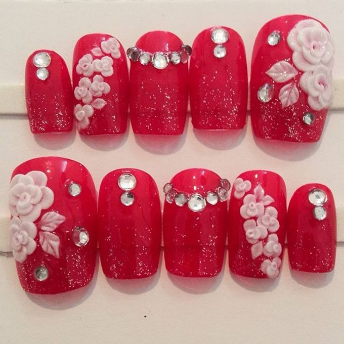 New Project by Funny\'s Nail art | Bridestory.com